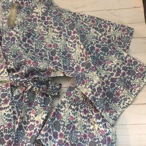 Plum pretty sugar kimono set